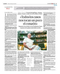 La Razón. Junio 2015